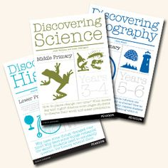 The Discovering Series Australian Curriculum, Teacher Resources, Science And Technology, Geography, Texts, Teaching, Activities, How To Plan, Education