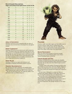 DnD 5e Homebrew — Handbook of Craftiness Part 2 by Loudo8