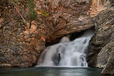 Glacier National Park Waterfalls | Recent Photos The Commons Getty Collection Galleries World Map App ...