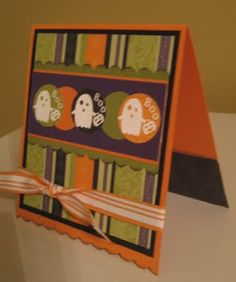 Simple Halloween Card