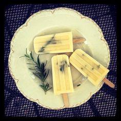 Chucrute com Salsicha: picolé de limão cravo <br>[com alecrim]