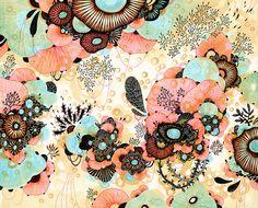 Giclee Fine Art Print  Amble  Print SALE  Buy 2 Get 1 door yellena, $20.00