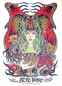 Studio Arache Toi un Oeil, Acid King