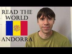 Read the World – Andorra Literature Andorra, Countries Of The World, Books To Read, Literature, Writing, Reading, Fun, Literatura, Reading Books