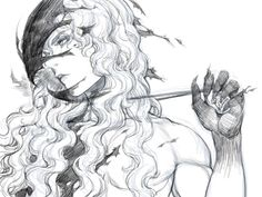 #berserk #Griffith #behelit