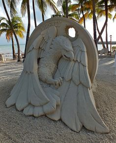 Sand Sculpture 02 | by Key West Wedding Photography