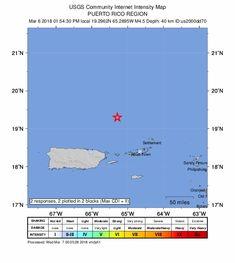M 4.5 - 109km N of Culebra, Puerto Rico https://earthquake.usgs.gov/earthquakes/eventpage/us2000dd70#executive