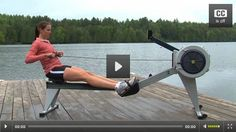 Introduction to Rowing - great tips on improving your Concept2 rowing techniques ...
