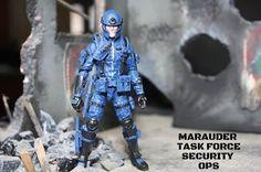 ToyzMag.com » Marauder Task Force : extension des précos sur Fundafull