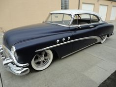'52 Buick [i want this car for my wedding]