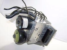 02-06 Mercedes Benz E Class Anti Lock Hydraulic Brake ABS Pump Module 0265960046 #MercedesBenz