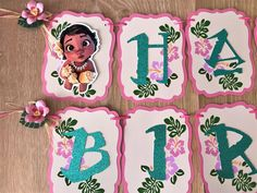 This item is unavailable Moana Birthday Decorations, Moana Theme Birthday, Party Wall Decorations, Moana Themed Party, Moana Party, Girl 2nd Birthday, Glitter Birthday Parties, First Birthday Parties, Birthday Party Themes