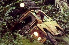CAMEL TROPHY ZAIRE 1983