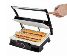 Grill cu toaster White