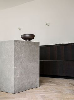 Norm Architects have restored and rebuilt a historic villa in Copenhagen after a devastating fire. The story goes that the house used to be inhabited by the renowned Danish architect, designer and cultural critic, Poul Henningsen.
