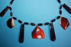@BlackCoral4you Black Coral, Spondylus and Sterling Silver / Coral Negro, Spondylus y Plata de Ley http://blackcoral4you.wordpress.com/