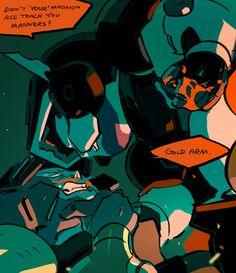 Mirrorverse Iron Leaguer 02.