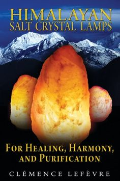 When Himalayan salt crystal lamps are turned on, they release healing negative ions into the air. Like the energizing negative ions released by waterfalls, salt crystal lamps naturally alleviate stress, boost energy, and counteract electromagnetic waves from televisions, computers, and air conditioners.