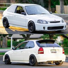Voiture Honda Civic, Honda Civic Hatchback, Ek Hatch, Civic Ex, Mens Toys, Old School Cars, Jdm Cars, Car Wallpapers, Subaru