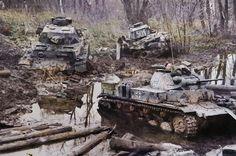 из архива 19 танковой дивизии, (Копия которой висит в музее на Ильинских рубежах). снятую в октябре 1941