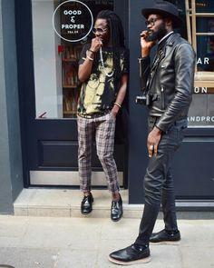 Art Comes First #shakamaidoh #toubalondon #stylishbyaccident #acf #artcomesfirst #blackonblack #allblackeverything #mensfashion #fashion #pins #hat #rudeboy #londonfashion #eastlondonstyle #fixuplooksharp #streetstyle #menstreetstyle #menswear #fashion