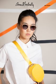 Anne et valentin Eyewear -Model SANTORIN