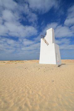 Small lighthouse, Santa Maria Cape Verde by Jorgen Backersgard on 500px