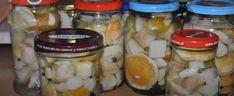 W lasach wysyp prawdziwków, przygotuj je w wyjątkowej formie. Najlepiej smakująi w miodowej marynacie   smakosze.pl Pickles, Cucumber, Food, Essen, Meals, Pickle, Yemek, Zucchini, Eten