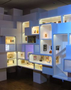 Gemeentemuseum Den Haag, WonderKamers, the collection of Lex and Ria Daniels
