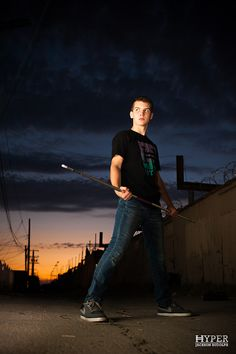 Featuring Hyper Martial Arts Pro Athlete and Bo Staff young master, Jackson Rudolph.