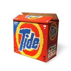 More recent LEGO Tide pic with lid.