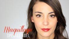Tutoriel Maquillage Noël