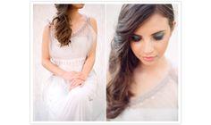 Die schönsten Frisuren zur Hochzeit / annabelle (Redaktion: Katinka Oppeck / Bild: Silvana Di Franco für 100layercake.com)
