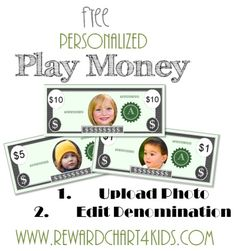 Best free printable play money print fake money template image free printable play money change the photo and edit the denomination if using in maxwellsz
