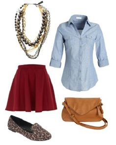 What to Do, What to Wear: Movies - College Fashion Cute Fall Outfits, Fall Winter Outfits, Autumn Winter Fashion, Casual Outfits, Denim Outfits, Fashion Moda, Look Fashion, Womens Fashion, Fashion Trends