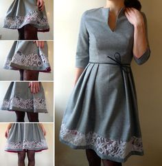 Recently I came across a sewing blog that was new to me, called honigdesign. I love new, great finds! I just had to share, in case this blog was new to you, too. Well, she just posted a free multi-sized pattern for this fabulous dress! What a great sewing-for-me project… {If you are going to(...)