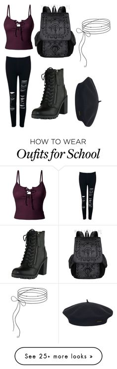"""""""aye"""" by emilijanir on Polyvore featuring LE3NO, WithChic and Element"""