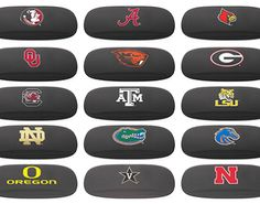 @Society43 Optical Cases #sunglasses #glasses #college #NCAA www.thestyleref.com