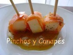 Salmon ahumado y manzana, Receta Petitchef