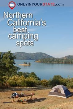 Travel | California | Attractions | USA | Outdoor | Adventure | Camping | Weekend Getaway | Places To Visit | Campgrounds | National Forest | Crater Lake | National Park | Northern California | Waterfront Camping | Soda Springs | Scenic Hikes | Trails | Hiking | Anchor Bay | Beaches | KOA | Big Sur | Big Trees | Nature