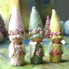 Spring Blossom Gnomes