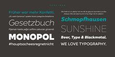 XXII Geom™ - Webfont & Desktop font « MyFonts