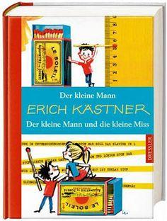 »Der kleine Mann und die kleine Miss« von Erich Kästner - eines meiner liebsten Bücher
