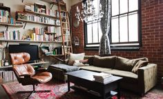 The Short and the Sweet of It: Bohemian Loft in San Francisco's Mission District