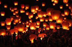 The Lantern Festival in Beijing