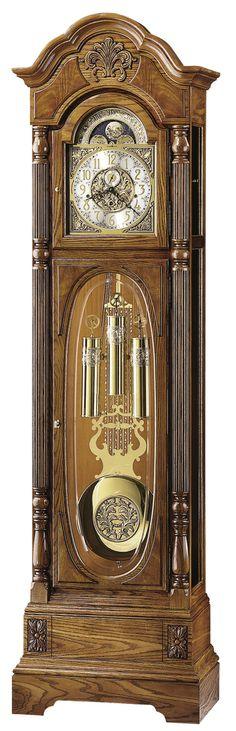 Howard Miller Clocks | Howard Miller CLAYTON 610-950 Grandfather Clock