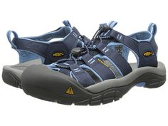 Keen Newport H2 Midnight Navy/Alaskan Blue - Zappos.com Free Shipping BOTH Ways