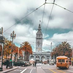 "The Ferry Building remembers ""San Francisco San Francisco Sites, San Francisco Travel, San Francisco California, Bay Area Hikes, San Francisco Photography, Amazing Destinations, Travel Destinations, City College, White City"