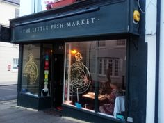 The Little Fish Market, 10 Upper Market Street, Brighton Food, Brighton Belle, Brighton And Hove, Cool Restaurant, Little Fish, England And Scotland, Best Dining, I Want To Eat, Street Signs