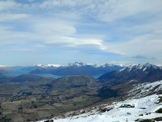 The Remarkables, New Zealad